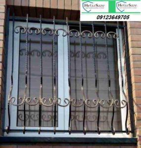 قیمت حفاظ پنجره فرفورژه