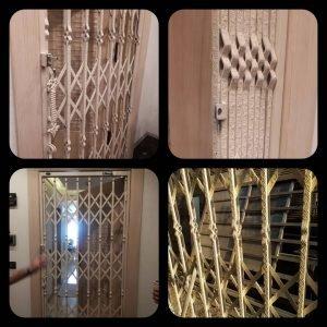 حفاظ ضد سرقت درب آپارتمان