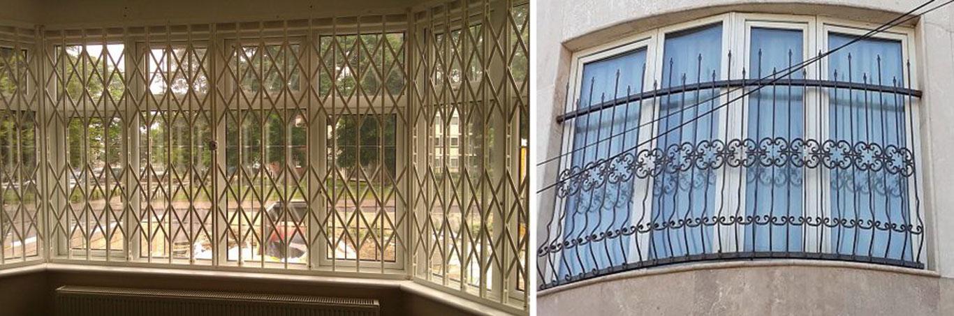 حفاظ پنجره متحرک