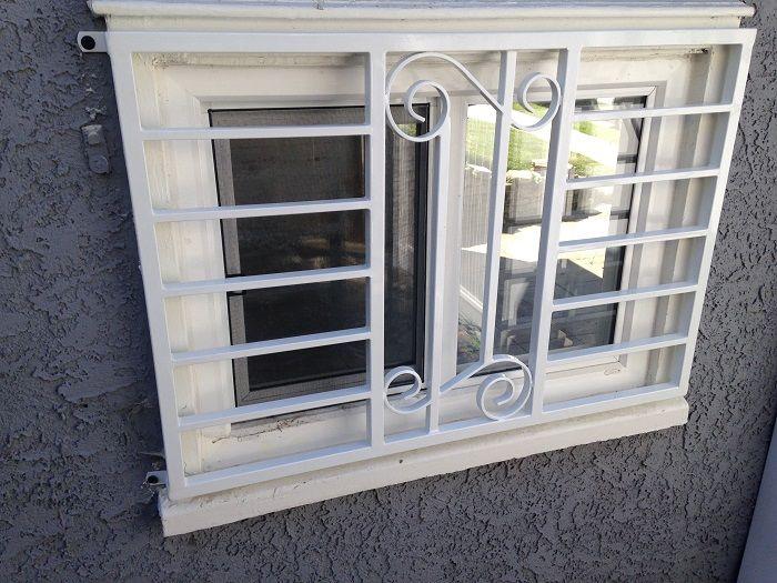 حفاظ پنجره ساختمان