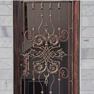 حفاظ پنجره آهنی فرفورژه