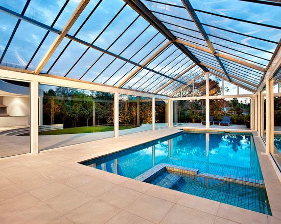 سقف پاسیو و پوشش حیاط خلوت