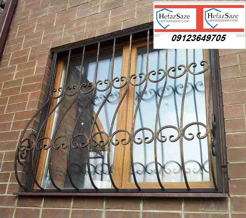 قیمت خرید حفاظ پنجره فلزی