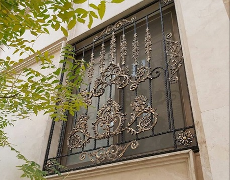 حفاظ پنجره برجسته