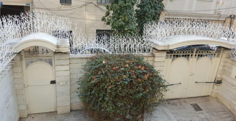 قیمت خرید نرده و نرده کشی شاخ گوزنی
