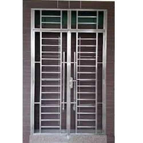 درب فلزی ورودی ساختمان