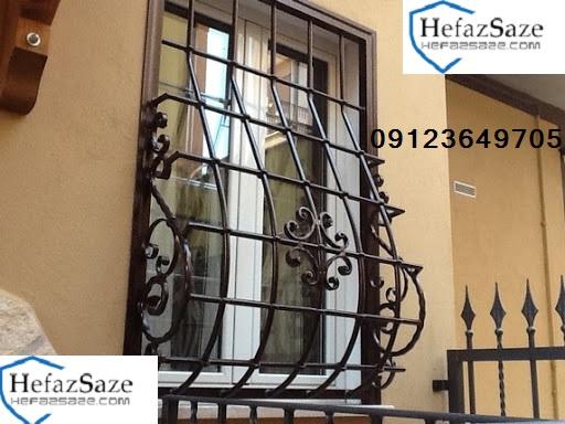 حفاظ نرده پنجره و بالکن شهرک غزالی
